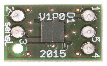 Placă de dezvoltare SiPM MicroFJ-30035