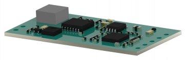 Modul senzor PIR, lumină, temperatură, umiditate AmbiMate MS4