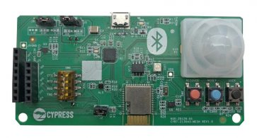 Kit de evaluare modul Bluetooth CYBT-21304