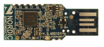 Dezvoltare Dongle, nRF51422 SoC Bluetooth, ANT / ANT +, USB Dongle