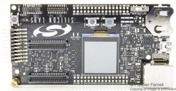Kit de dezvoltare EFR32 Blue Gecko Bluetooth SoC WiFi cu energie redusă