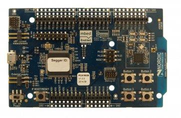 Kit de dezvoltare NRF51-DK
