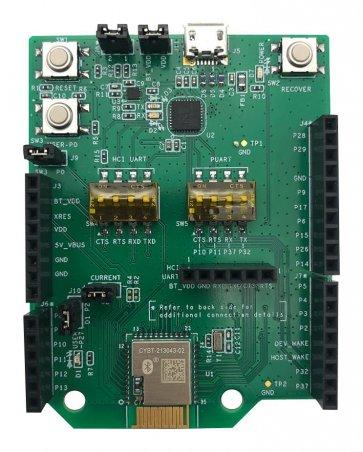 Placă evaluare modul Arduino EZ-BT