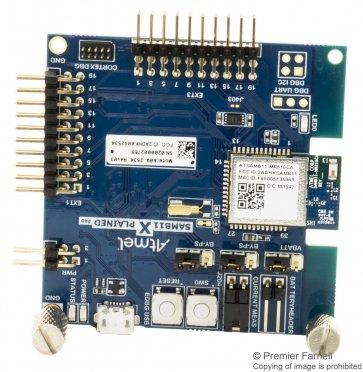 Kit de start XPlained Pro SAM B11