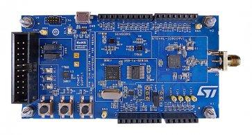 Placă de evaluare Bluetooth SoC BlueNRG-248
