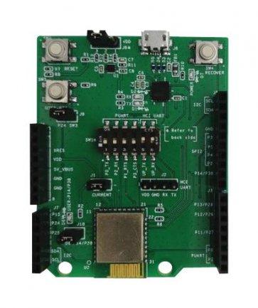 Placă de evaluare, CYBT-013025 Modul Bluetooth EZ-BT WICED