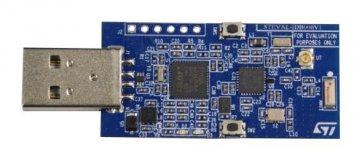 Placă de evaluare, Bluetooth, Smart USB, STM32L151CBU6