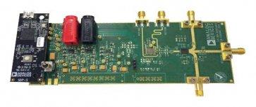 Panou de evaluare, sintetizator de frecvență ADF5355