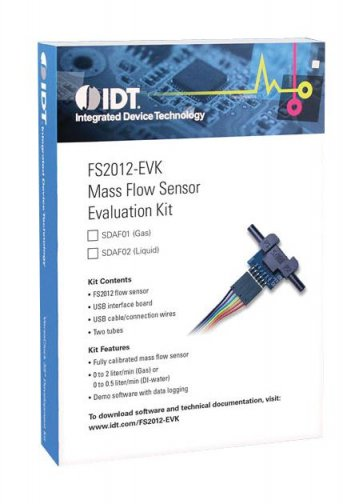 Kit de dezvoltare FS2012-EVK