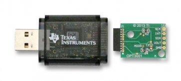 Placă de dezvoltare OPT3001