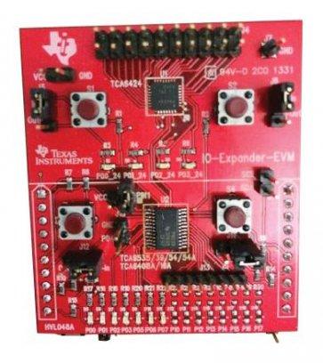 Modul de evaluare, Extindere IO 16C / 24 Bit / 8 Bit I2C și SMBus IO