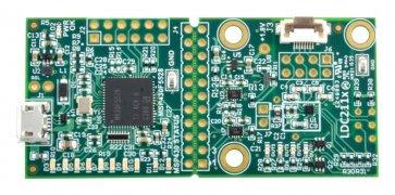 Placă de dezvoltare LDC2114EVM