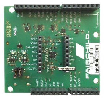 Kit de dezvoltare FIS1100