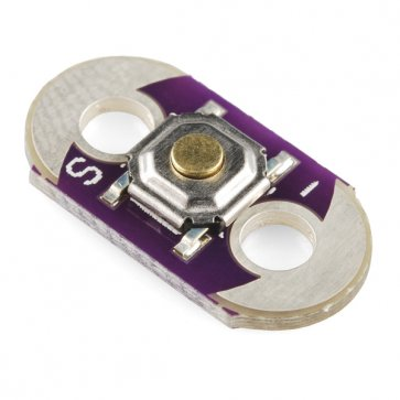 Modul buton Lilypad