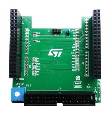 Placă expansiune conector control motor pentru Nucleo STM32
