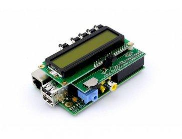 Modulul PiFace Control & Display
