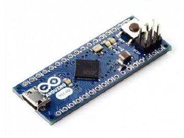 Placă de dezvoltare Arduino Micro