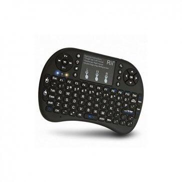 Tastatura Wireless Rii i8 2.4G cu touchpad
