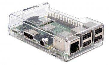 Carcasă Transparentă pentru Raspberry Pi 3 Model B+