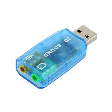Placa sunet USB 5.1 Raspberry Pi