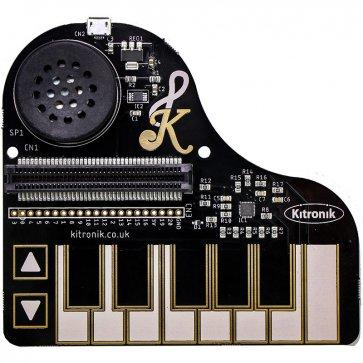 KLEF Piano pentru BBC micro:bit