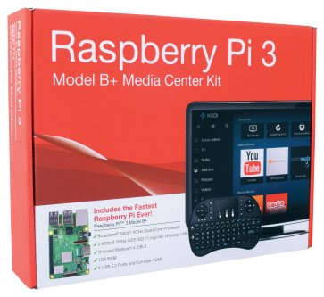 KIT pentru începatori Raspberry Pi 3 Model B+