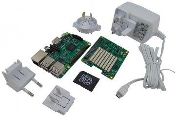 Kit Dezvoltare Raspberry Pi 3 Model B