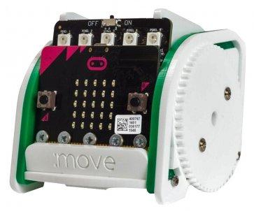 Kit Robot MOVE:MINI pentru micro:bit