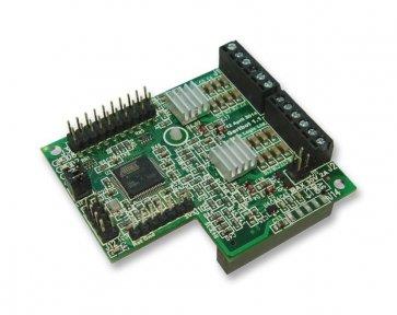 Placă control motor Gertbot pentru Raspberry Pi