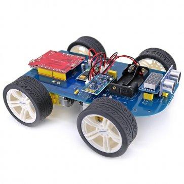 Kit Masinuta Bluetooth 4WD