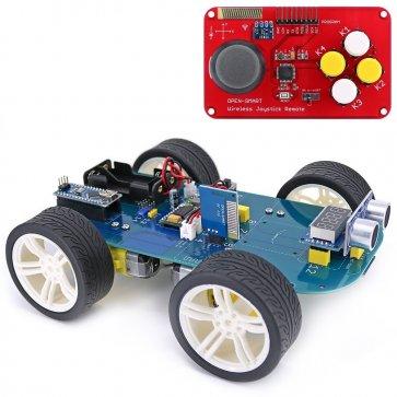 Kit Masinuta 4WD Wireless cu JoyStick