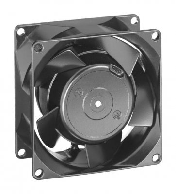 Ventilator Axial 230  VAC 80mm 38mm