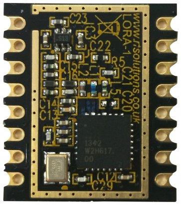 Modul Transceiver de lungă distanță RF-LORA-868-SO