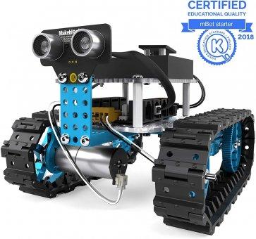 Kit Robot educativ Makeblock Starter Bluetooth