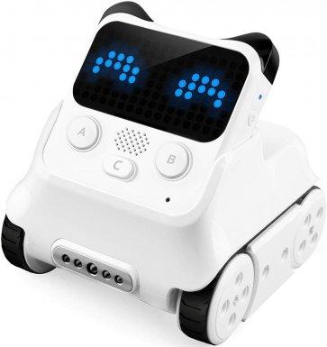 Robot de codare educațional MakeBlock Codey Rocky