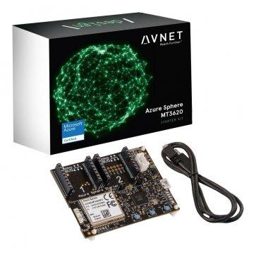 Kit de start Azure Sphere MT3620 pentru dezvoltare IoT