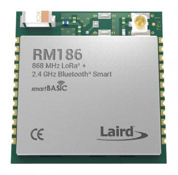 Modul RM1186 LoRa 868MHz + Bluetooth® 2.4GHz pentru EIoT