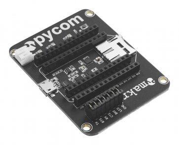 Placă expansiune universală pentru Pycom WiPy/LoPy/SiPy