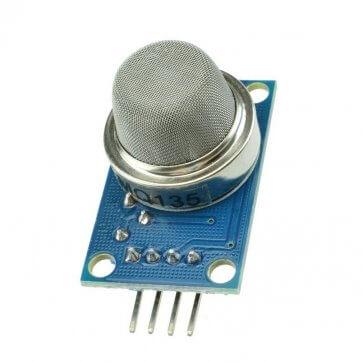 Modul Senzor detector aer MQ-135