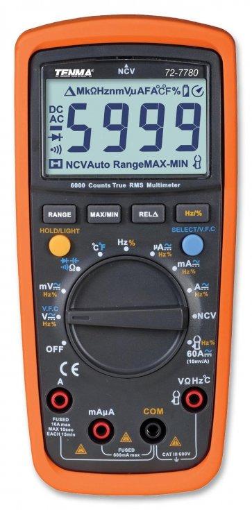 Multimetru Digital Tenma 72-7780