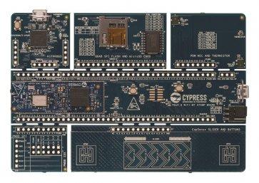 Kit evaluare WIFI-BT PSoC 6 CYW4343W