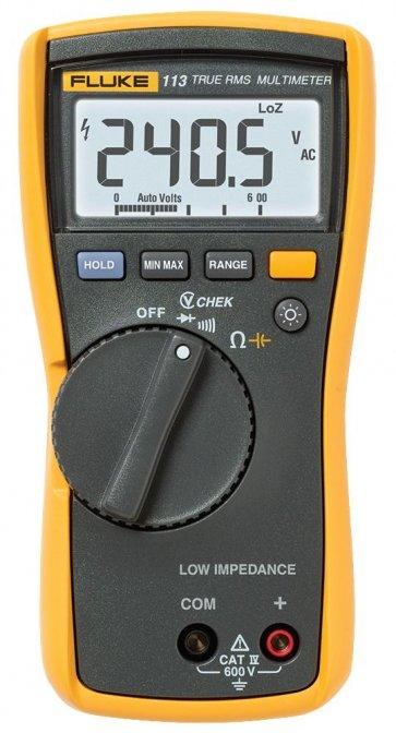 Multimetru digital FLUKE 113