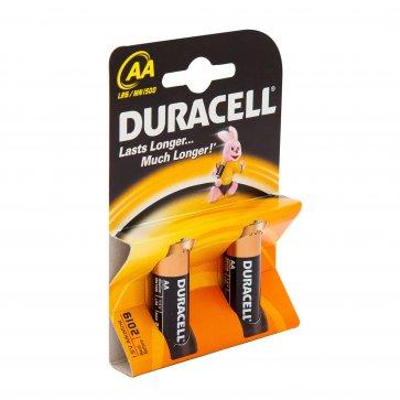 Baterie Alcalina Duracell AA (LR6)