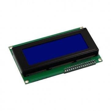Ecran LCD 2004 cu I2C Albastru