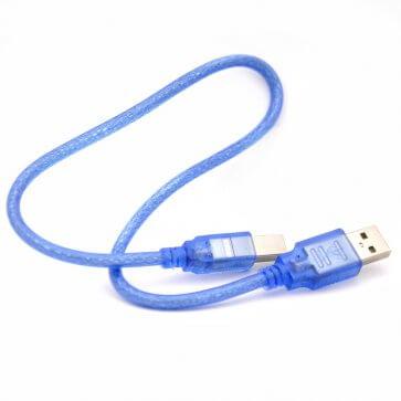 Cablu USB A-B 0.3m