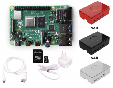 Raspberry Pi 4 Model B 2GB - Full Package