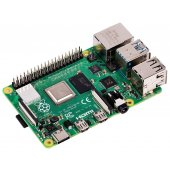 Raspberry Pi 4 Model B, BCM2711 SoC, 4 GB DDR4 RAM