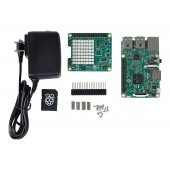 Kit de dezvoltare, RaspberryPi 3 model B, kit de monitorizare a vremii