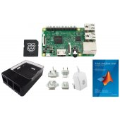 Kit de evaluare, Raspberry Pi 3 Model B, CPU Core 1.2MHz Quad Core