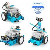 Pachet expansiune 3-în-1 Robot Pisică Servo Makeblock pentru mBot